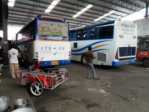 Talad Kaset Bus Station 2