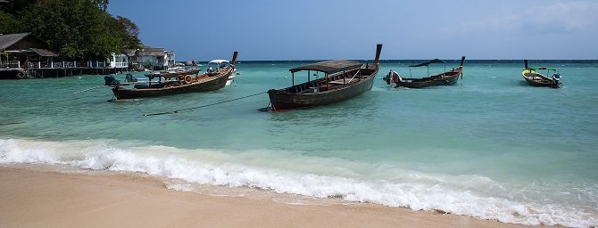 beach in koh tao