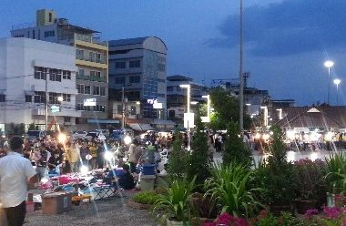 Surat Thani Staurday Night Market