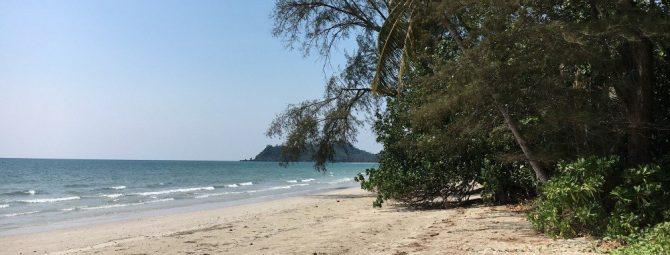 Beach in Koh Chang
