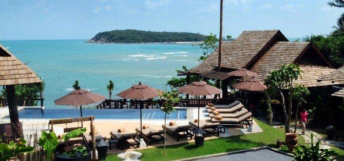 Bhundhari Resort and Spa on Chaweng Beach