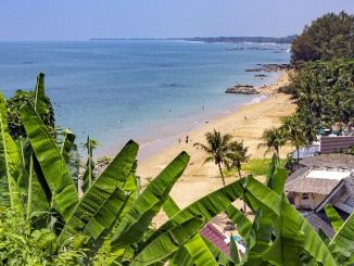 Khao Lak has around 25 km of beach