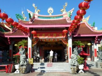 Jui Tui Shrine in Phuket