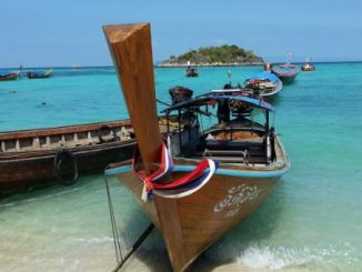 The beautiful island of Koh Lipe is easily accessible from Trang Airport