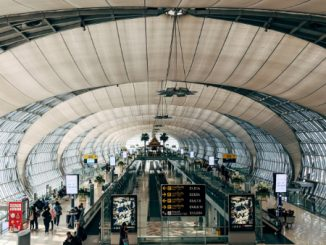 Suvarnabhumi is Thailand's main international airport