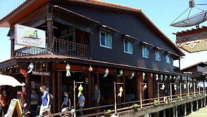 Rareview Restaurant in Koh Lanta Old Town